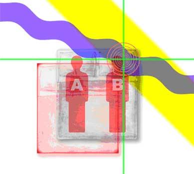 altera, meritev sevanja,radiestezija
