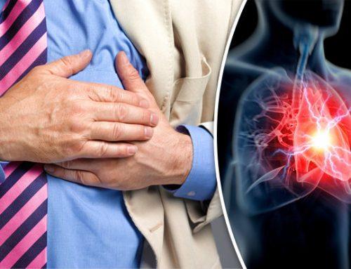 Aritmija srca, srčno popuščanje, angina pectoris